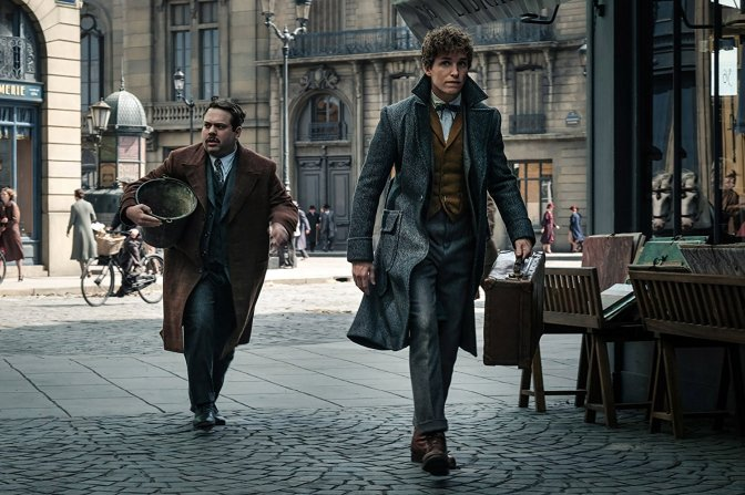 Everything you need to know about Fantastic Beasts 2