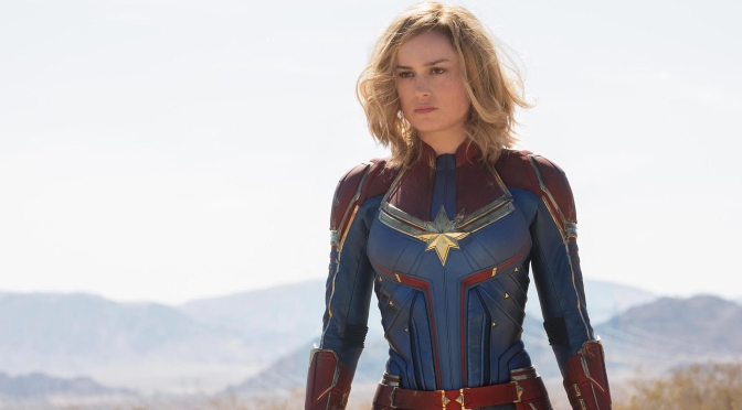 Everything you need to know about Captain Marvel