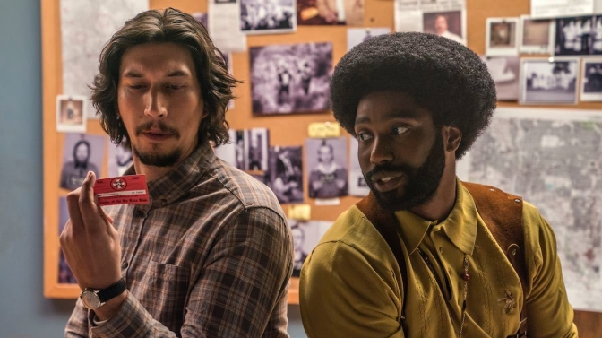BlackKKlansman | Review