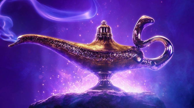 FIRST LOOK: Watch the new trailer for Disney's live-action Aladdin