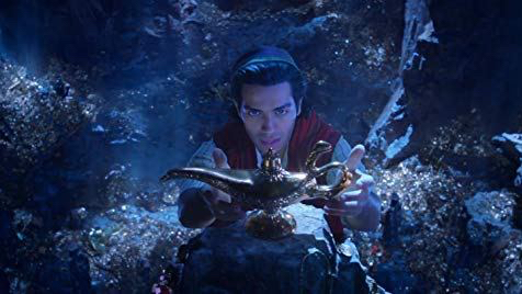 WATCH: The new Aladdin trailer has landed