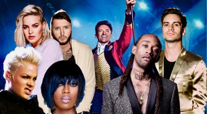 Huge names unite for 'The Greatest Showman Reimagined'