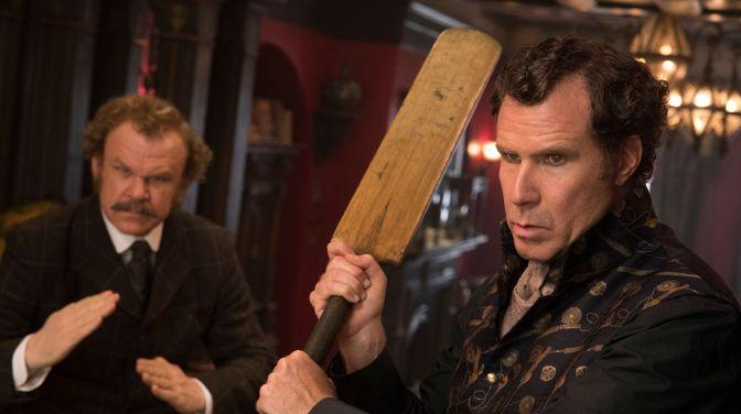 Holmes & Watson | Review