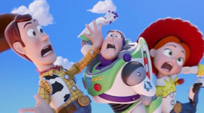 'I'm not a toy!' – watch the new Toy Story 4 trailer