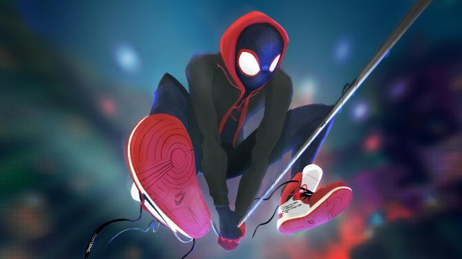 Spider-Man: Into the Spider-Verse | Review