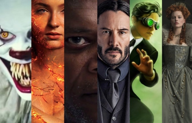 30 films to get you excited for 2019