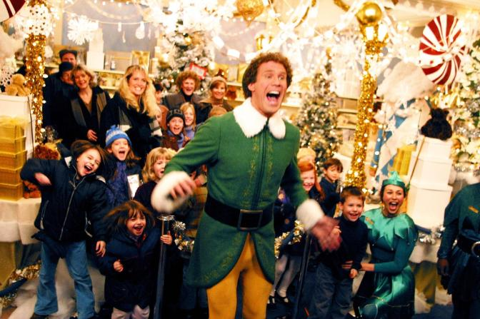 Take on our ultimate Christmas film quiz!