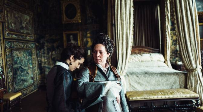 Why The Favourite should win Best Picture at the 2019 Oscars