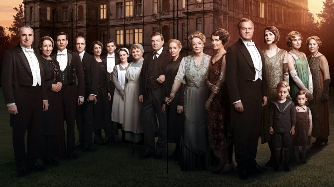 FIRST LOOK: The Downton Abbey film gets a teaser trailer!