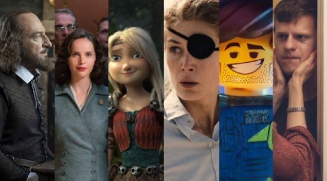 February 2019: All the films coming your way!