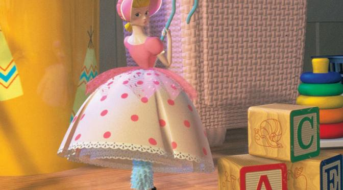 Pixar's Bo Peep is unrecognisable in new Toy Story 4 teaser