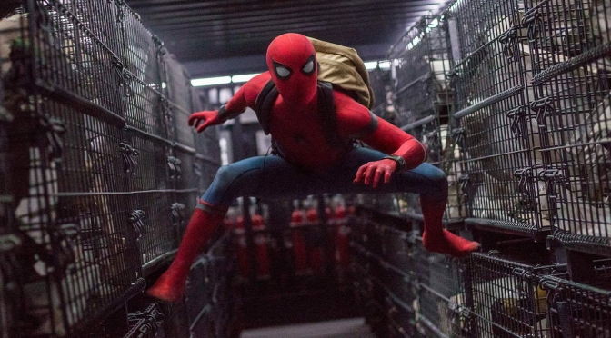 FIRST LOOK: The new Spider-Man: Far From Home trailer just swung in