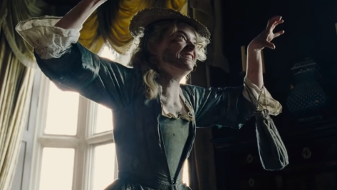 Emma Stone The Favourite