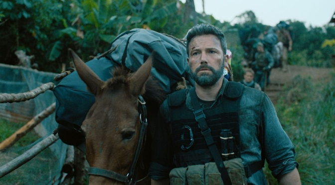 Triple Frontier | Review