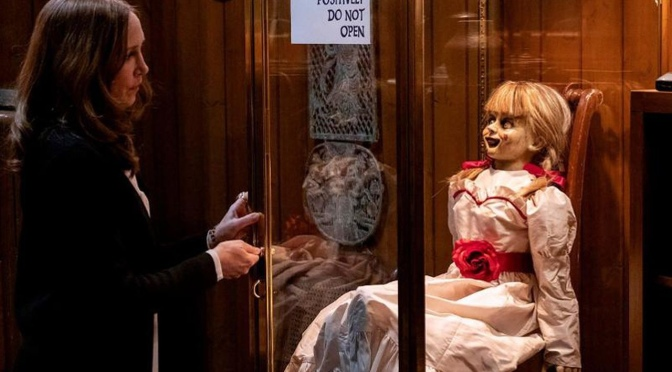 Annabelle Comes Home | Review