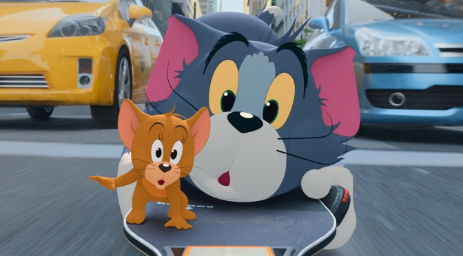 Tom & Jerry: The Movie | Review